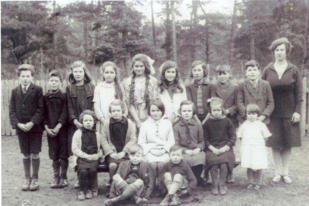 Barevan School 1927