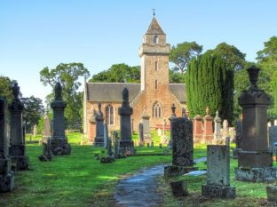 Cawdor Church