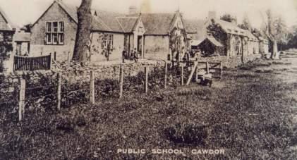 Cawdor School 1930s