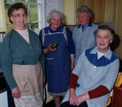 Cawdor Tea Ladies